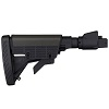 ATI Saiga Adjustable Strikeforce Elite Stock + Free Nylon Sling - (Fits: Lynx-12)