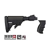 ATI Saiga Adjustable Strikeforce Elite Stock Package with Scorpion Recoil System