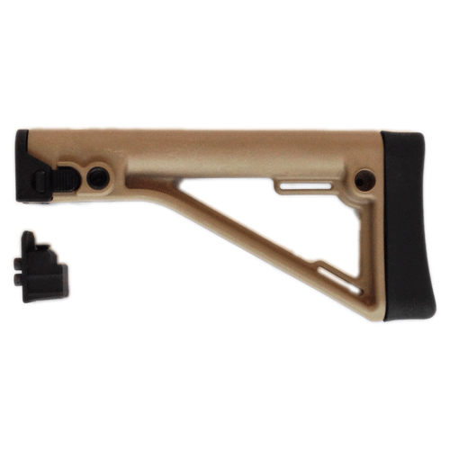 Saiga / AK Side Folding Stock Kit - DARK EARTH