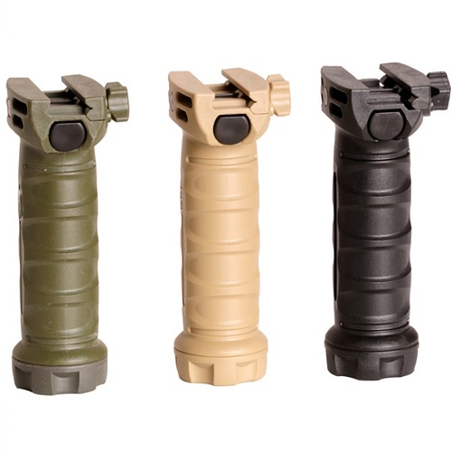 Tactical Combat Ergonomic Forearm Grip for Picatinny Rail