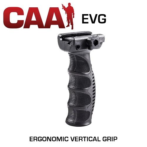 Ergonomic Vertical Grip