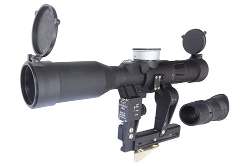 POSP 8x42 BDC PRO Optical Sight Scope