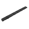 "UTG Low Profile Keymod Rail Panel Covers, 5.5"" Black, 7/Pack"