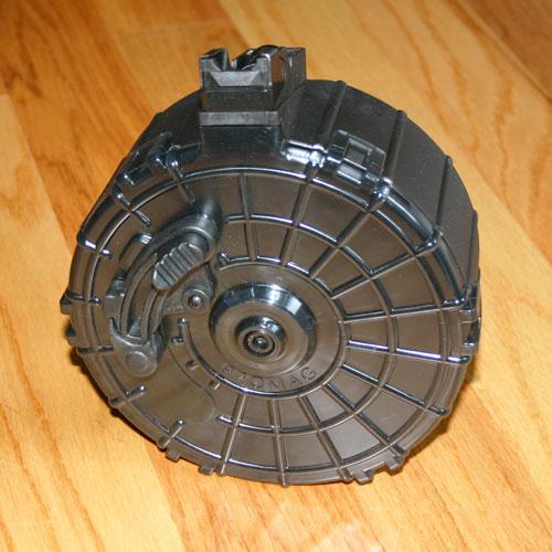 Saiga 12 Drum. Saiga-12 20-round Drum
