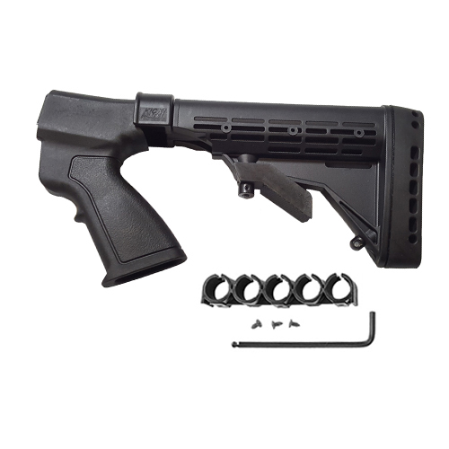 Remington 870 12GA Tactical Kicklite Stock with Recoil Reduction - KLT002