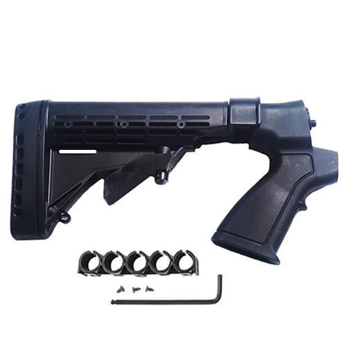 Mossberg (500 590 835) 12GA Tactical Kicklite Stock with Recoil Reduction - KLT001